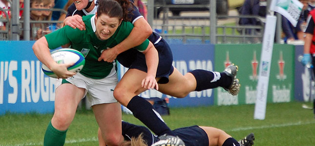 Eliza Downey, Ulster Rugby, Irish Rugby