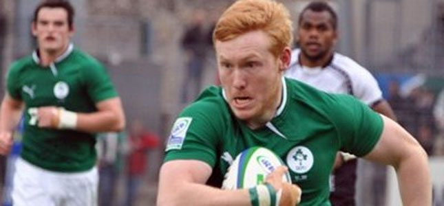 Can Rory Scholes build on his Ireland  U20's form?