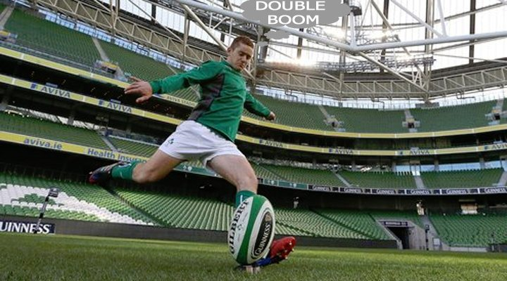 Paddy Jackson continues to rubber stamp his international credentials.