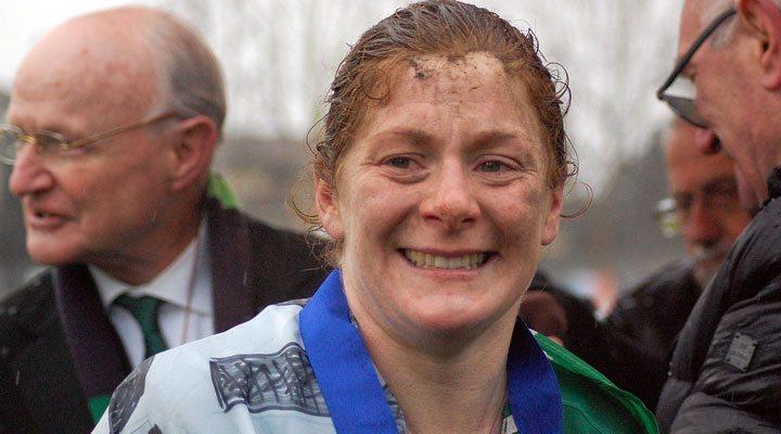 Ulster's Grace Davitt picks up her 50th Ireland Cap on Saturday against Italy.
