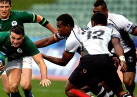 JWC2014: Ireland secure semi-final spot with win against Fiji