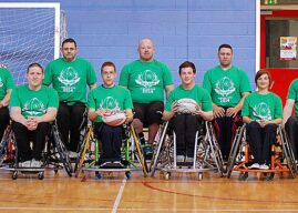 Wheelchair Rugby: Ireland prepare for Home Nations tournament.