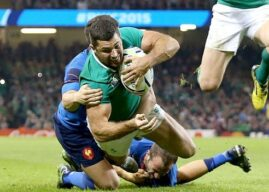 RWC 2015: Ireland push past France for Argentina quarter-final