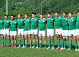 Sevens: Ireland Squads named for Dubai