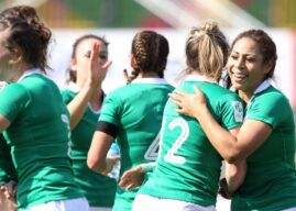 Sevens: Irish Disappoint in Dubai.