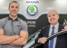 Feature: Ferris Drives Forward With Skoda