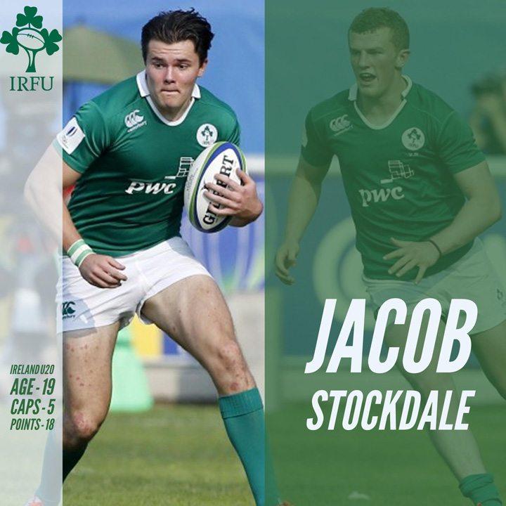 Stockdale-U20