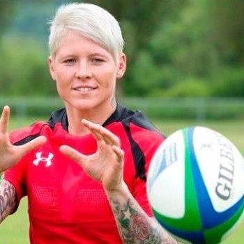 Jen Kish - Canada Women's Sevens