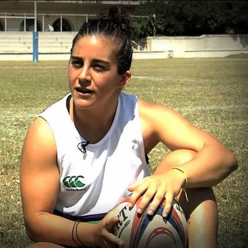 PAtricia Garcia, Spain Women's Sevens.
