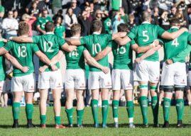 Autumn Series: Teams up for Ireland v New Zealand II