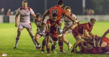 Ulster Rugby, Jersey Reds, British and Irish Cup, B&I Cup