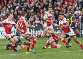 ERCC: Teams up for Exeter v Ulster