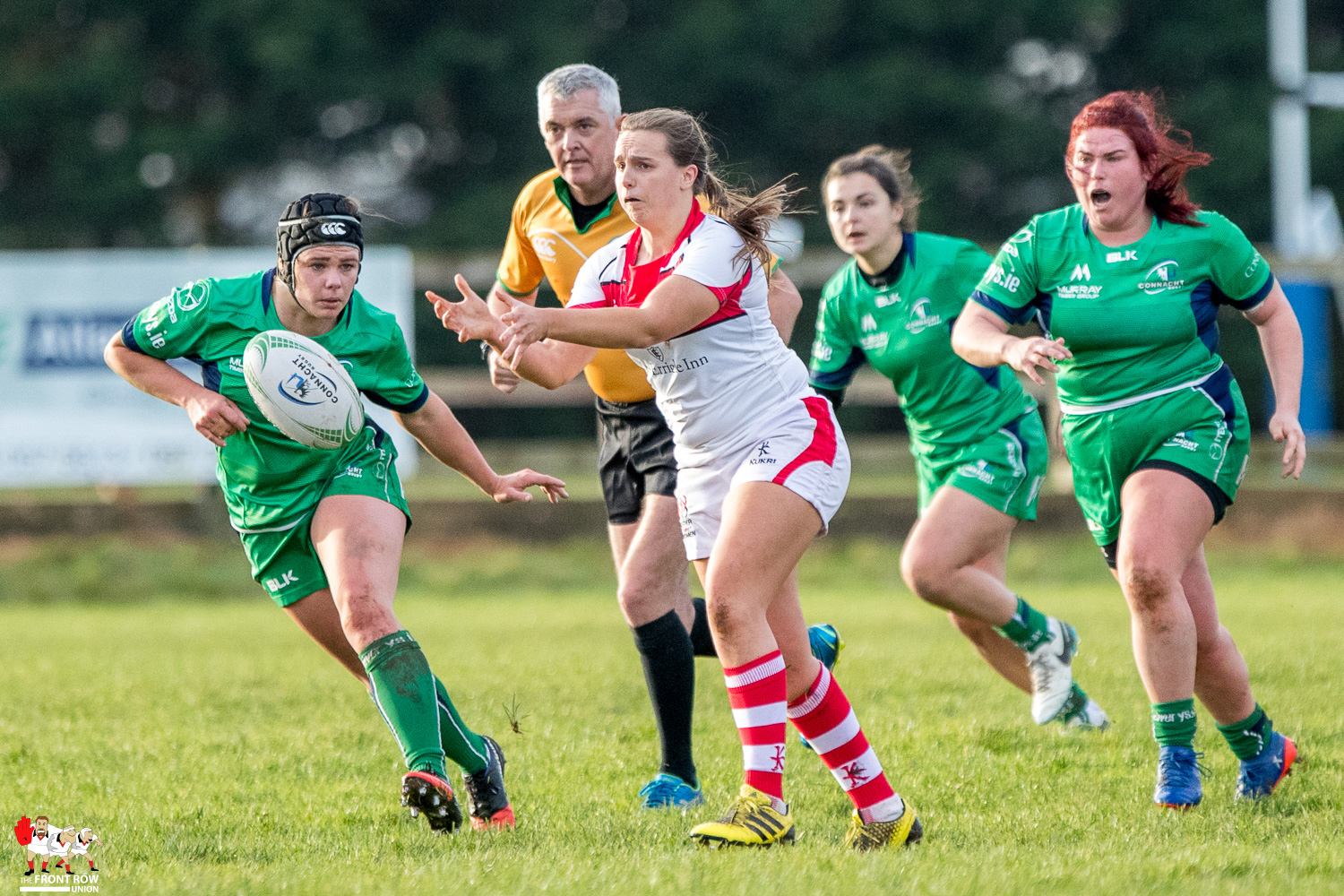 Jemma Jackson, Ulster Womens Rugby