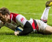 B&I Cup: Ulster A v London Scottish Match Gallery