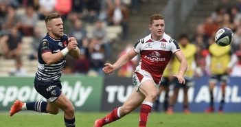 Ulster Rugby, Paddy Jackson Bordeaux Beagles, Ian Madigan, European Rugby Champions Cup