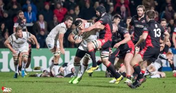 Marcell Coetzee, Ulster Rugby