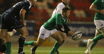 JonnyStewart, Ireland U20,