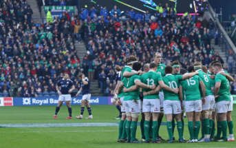 Ireland Rugby, RBS Six Nations