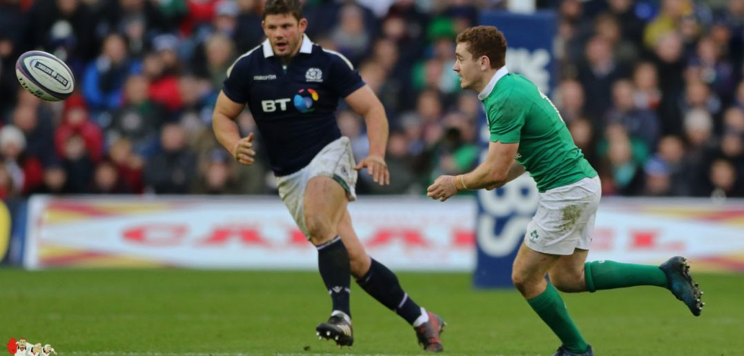Paddy Jackson, Ireland Rugby, RBS Six Nations