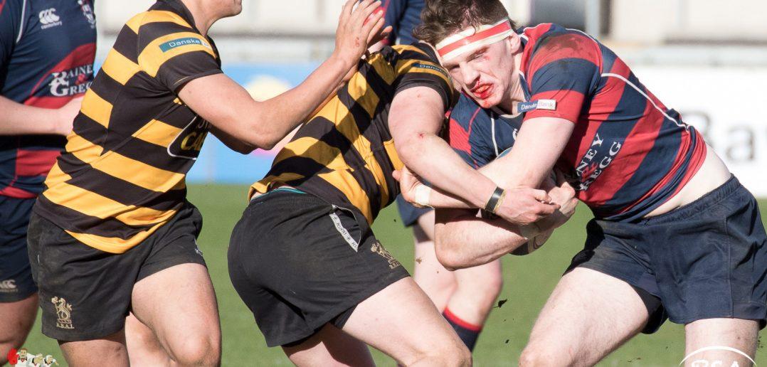 Dansk Bank Schools Cup, Ballymena Academy, Royal Belfast Academical Institution