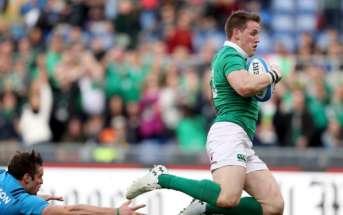 Craig Gilroy, Ireland Rugby