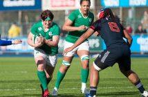 Lindsay Peat, Ireland Women, Womens Six Nations