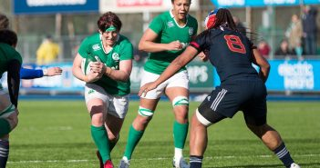 Lindsay Peat, Ireland Women, Womens Six Nations