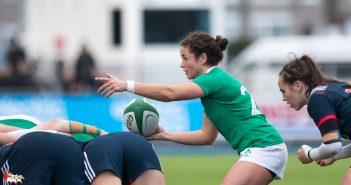 LArissa Muldoon, Ireland Women, Grand Slam decider