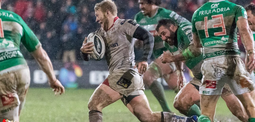 Stuart Olding, Ulster Rugby