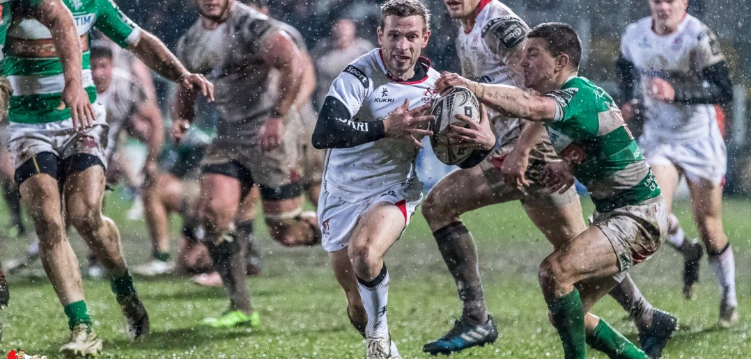 Paul Marshall, Ulster Rugby, Guinness PRO12