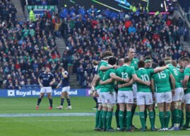 Ireland Six Nations Review. Who did what!