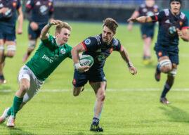 Teams announced for Ireland U20 v England U20