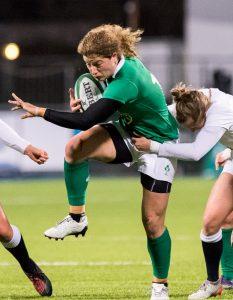 Jenny Murphy, Ireland Women, Grand Slam decider.