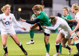 Ireland Women overpowered by clinical England