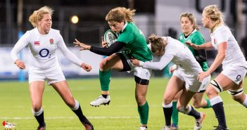 Jenny Murphy, Ireland Women, Grand Slam decider.