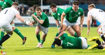 Ireland U20, Jonny Stewart, The Front Row Union