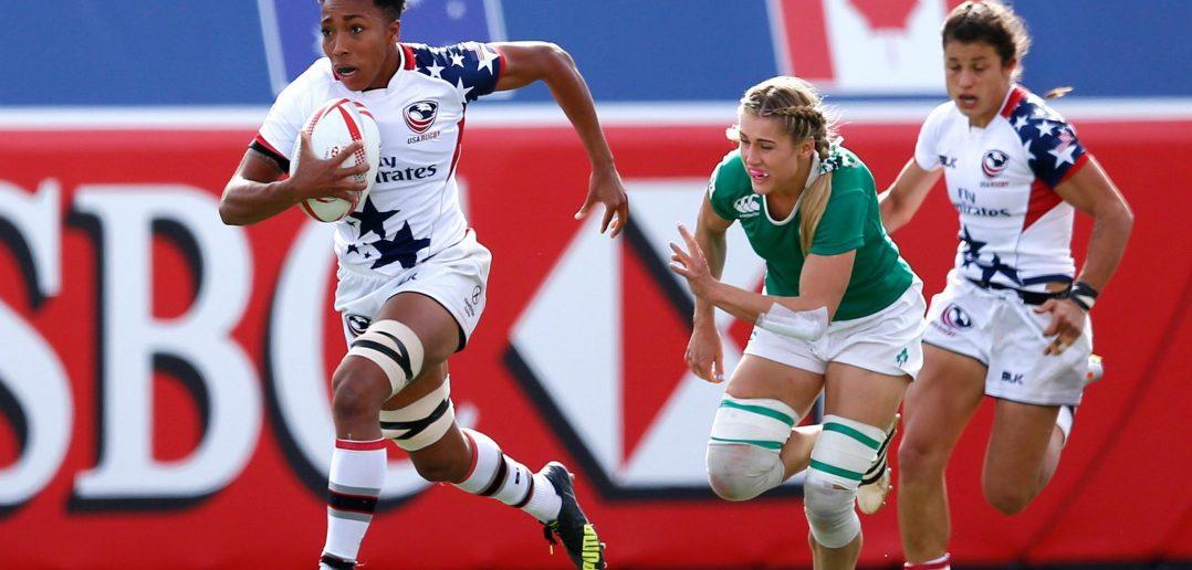 Megan Williams, Ireland Women Sevens, HSBC World Rugby Women's Sevens Series