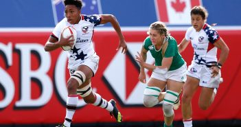 Megan Williams, Ireland Women Sevens, HSBC World Rugby Women's Sevens Series