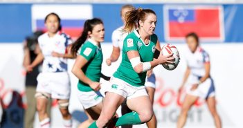 Stacey Flood, Ireland Women Sevens