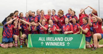 UL Bohemians, Women's All Ireland Cup
