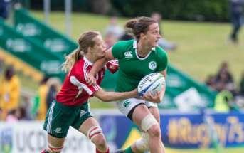 Amee-Leigh Murphy Crowe, Ireland Women Sevens