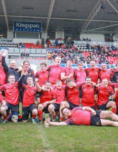 Cavan RFC, Gordon West Cup, PSNI RFC