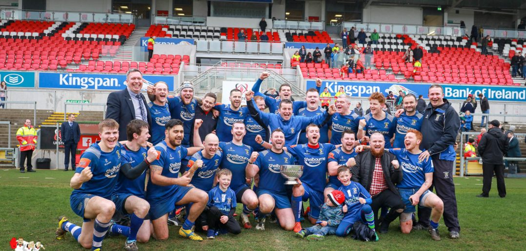 Portadown RFC, Forster Cup