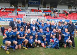 Forster Cup Final: Malone 4 XV 0 Portadown 3 XV 23