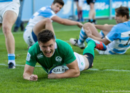 Ireland Rugby Summer Tour Squad announced.