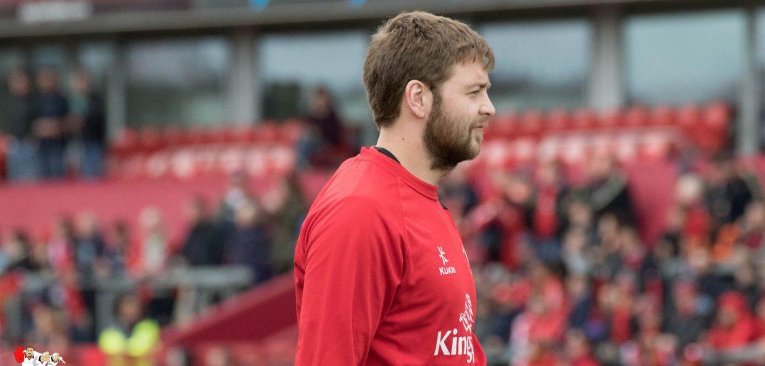 Iain Henderson, British and Irish Lions