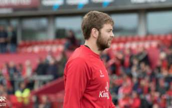 Iain Henderson, British and Irish Lions