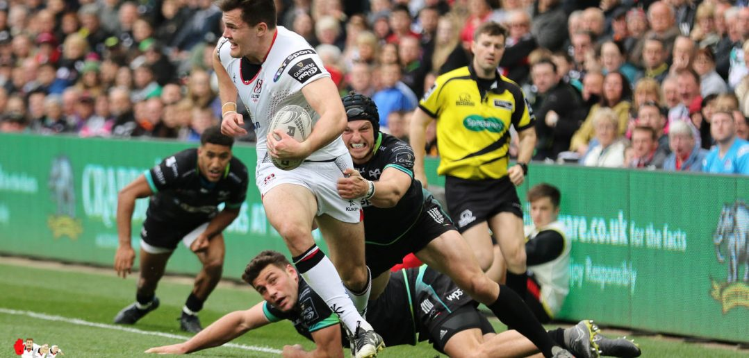 Jacob Stockdale, Ulster Rugby, Guinness PRO12