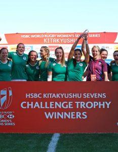 Ireland Womens Sevens, Ashleigh Baxter