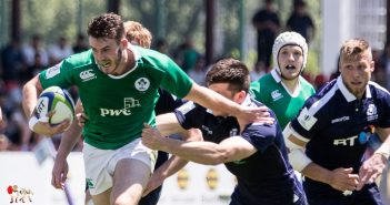 Jacks Kelly, Ireland U20